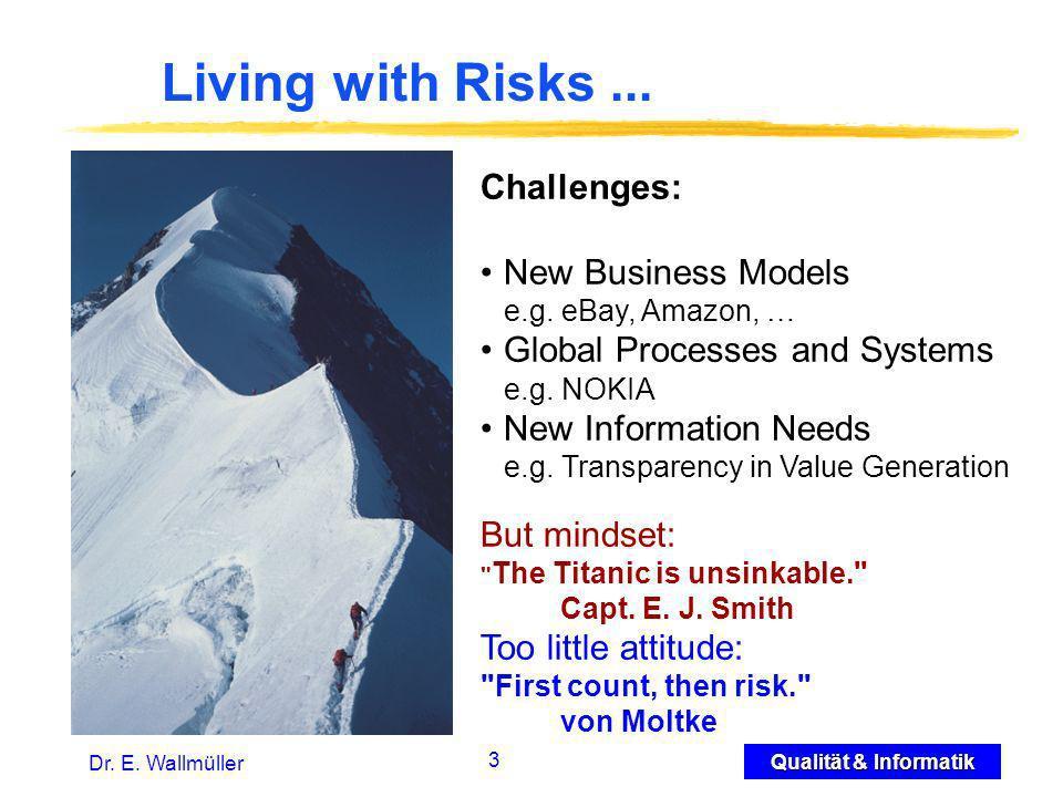 4 Qualität & Informatik Dr. E. Wallmüller CH Study: IT Costs and Performance 2002 (Ploner)