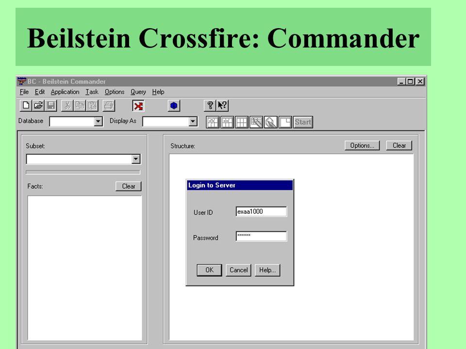Beilstein Crossfire: Commander