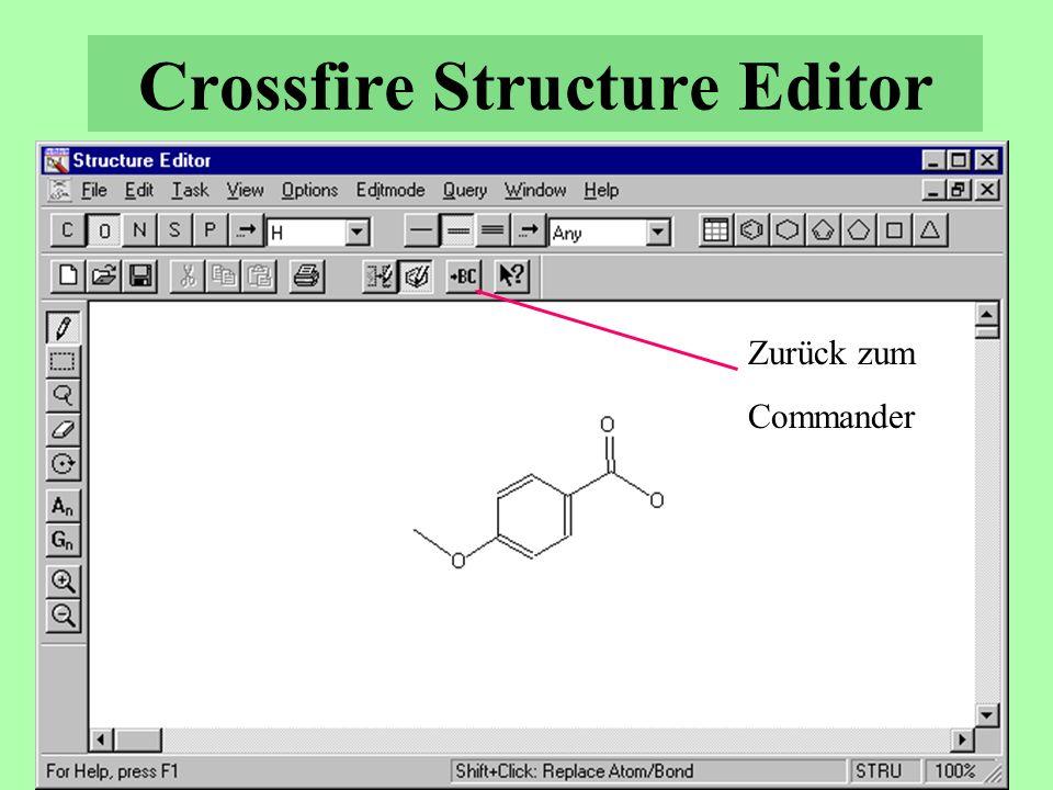 Crossfire Structure Editor Zurück zum Commander