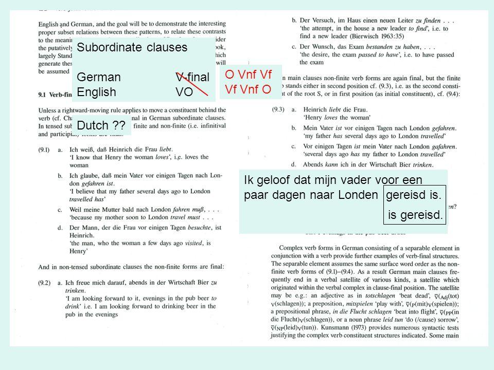 Dutch .