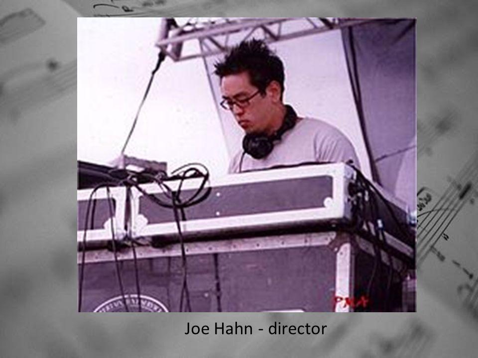 Joe Hahn - director