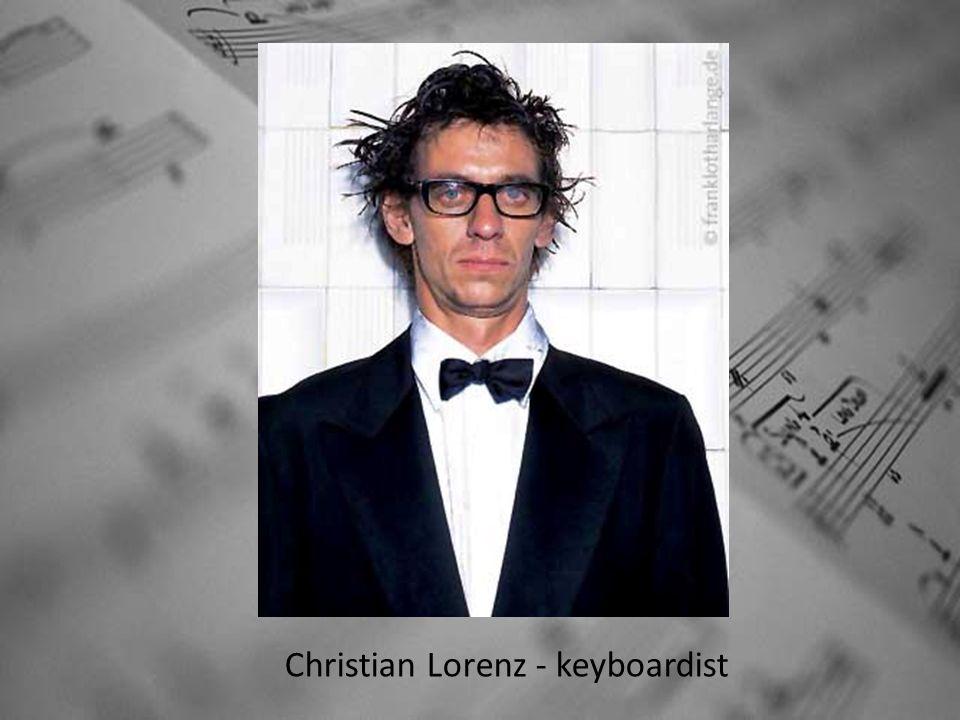 Christian Lorenz - keyboardist