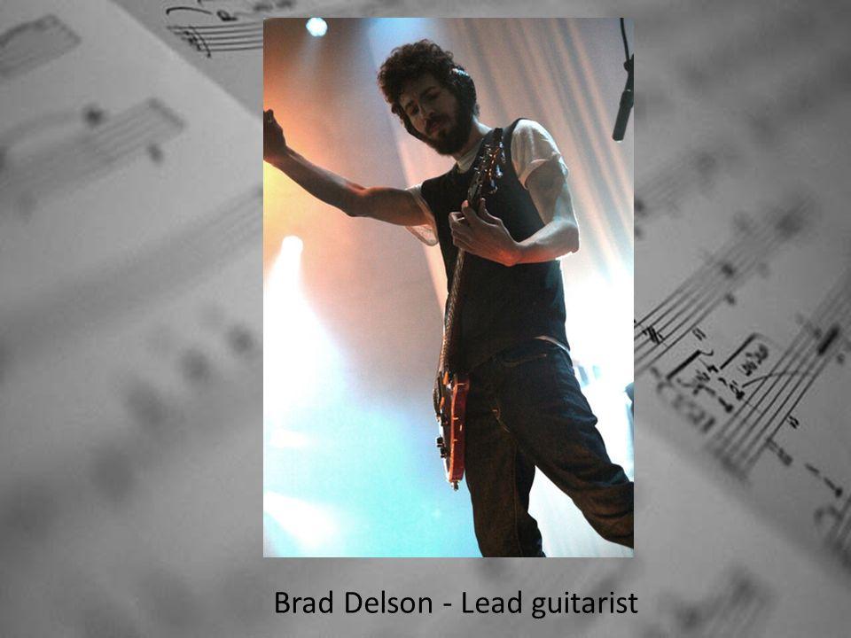 Brad Delson - Lead guitarist