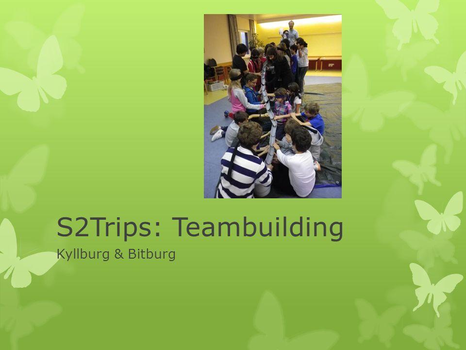 S2Trips: Teambuilding Kyllburg & Bitburg