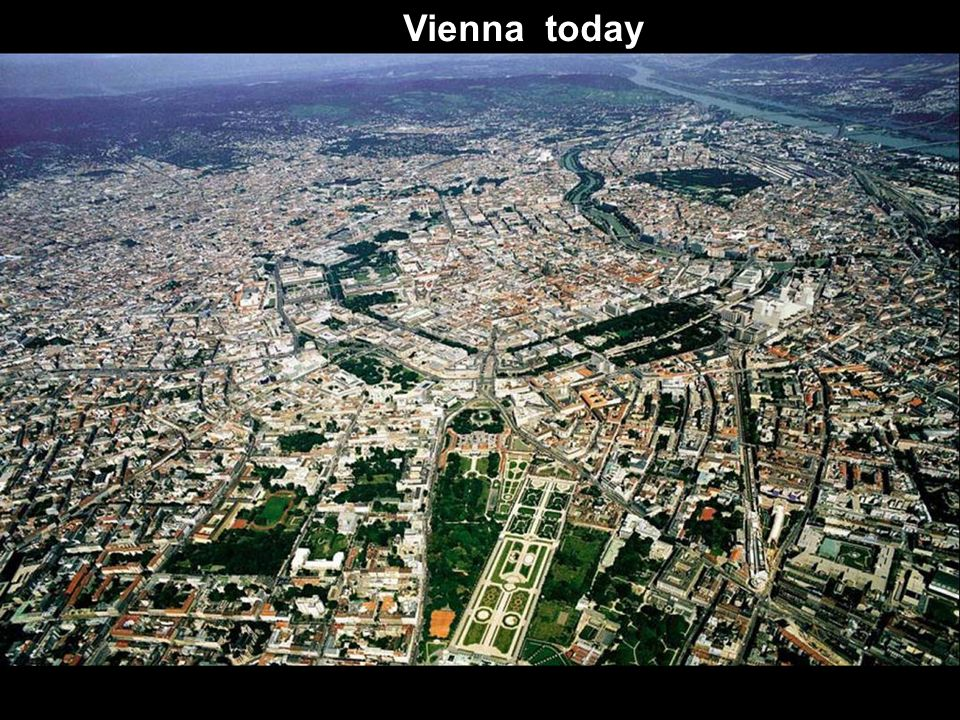Vienna today