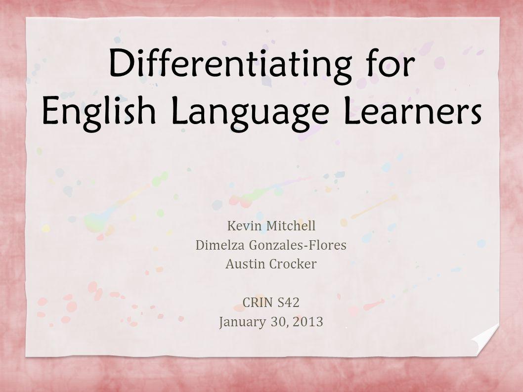 Bibliography 2012 Amplification of the English Language Development Standards, Kindergarten–Grade 12.