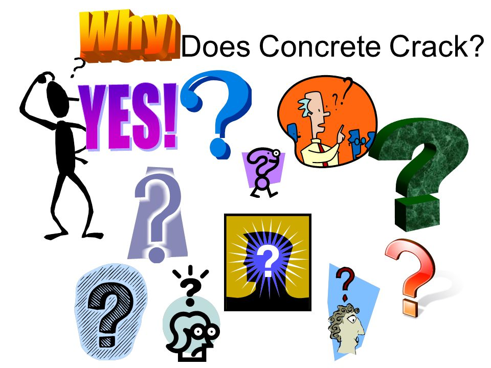 Does Concrete Crack?