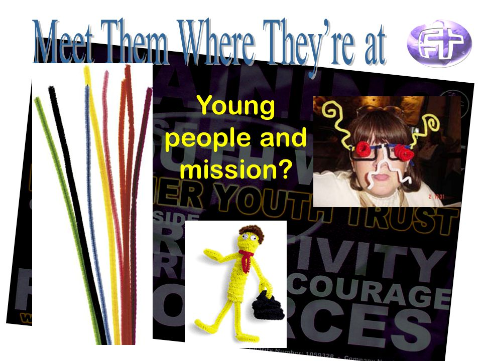 Young people and mission