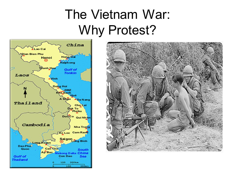 The Vietnam War: Why Protest?