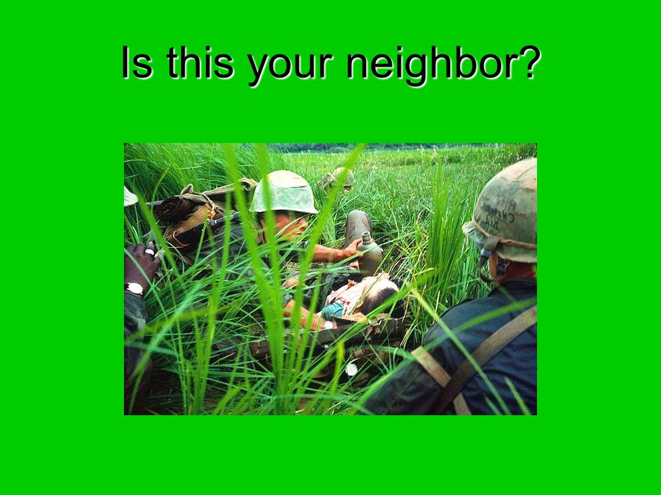 Is this your neighbor?