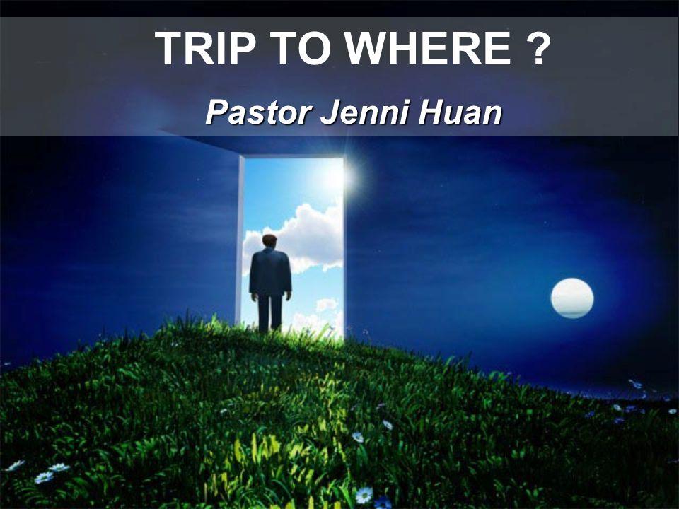 Pastor Jenni Huan