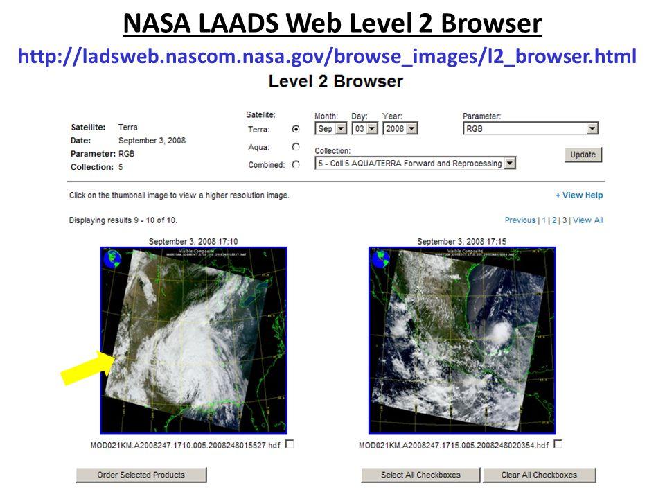 http://ladsweb.nascom.nasa.gov/browse_images/l2_browser.html