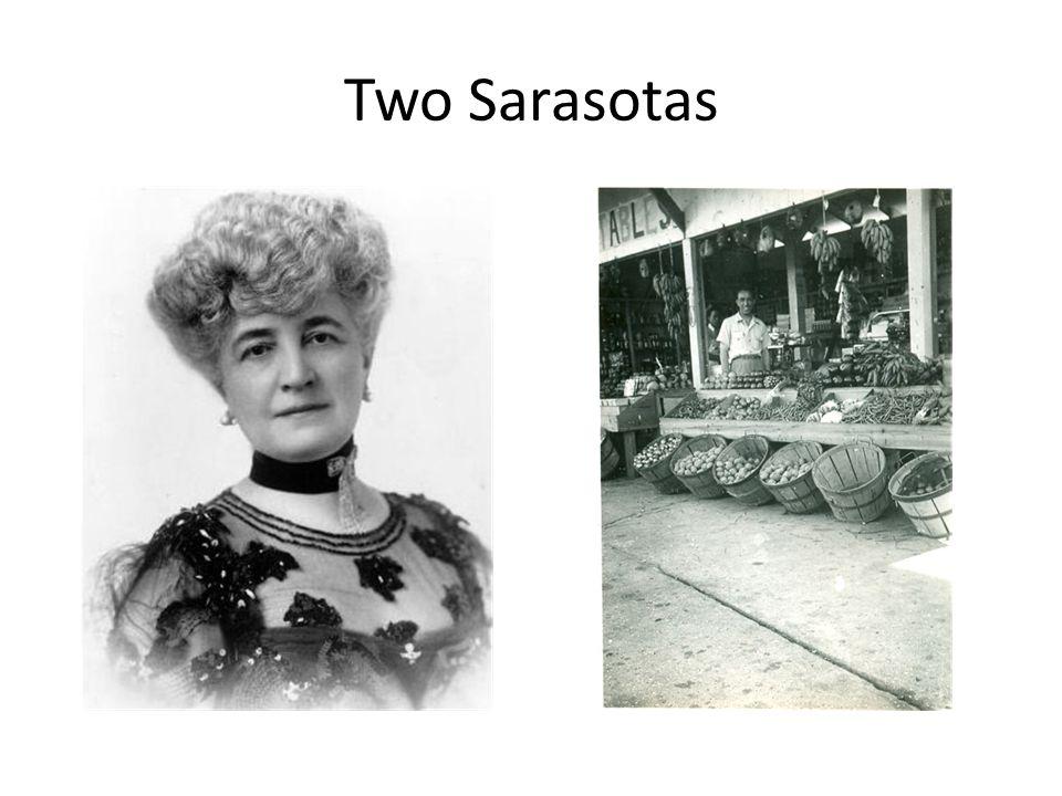 Two Sarasotas