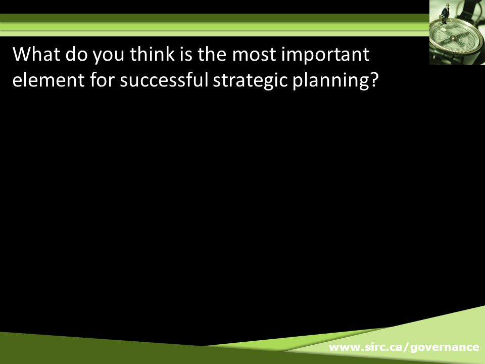 Identify initiatives that are needed to advance each strategy.