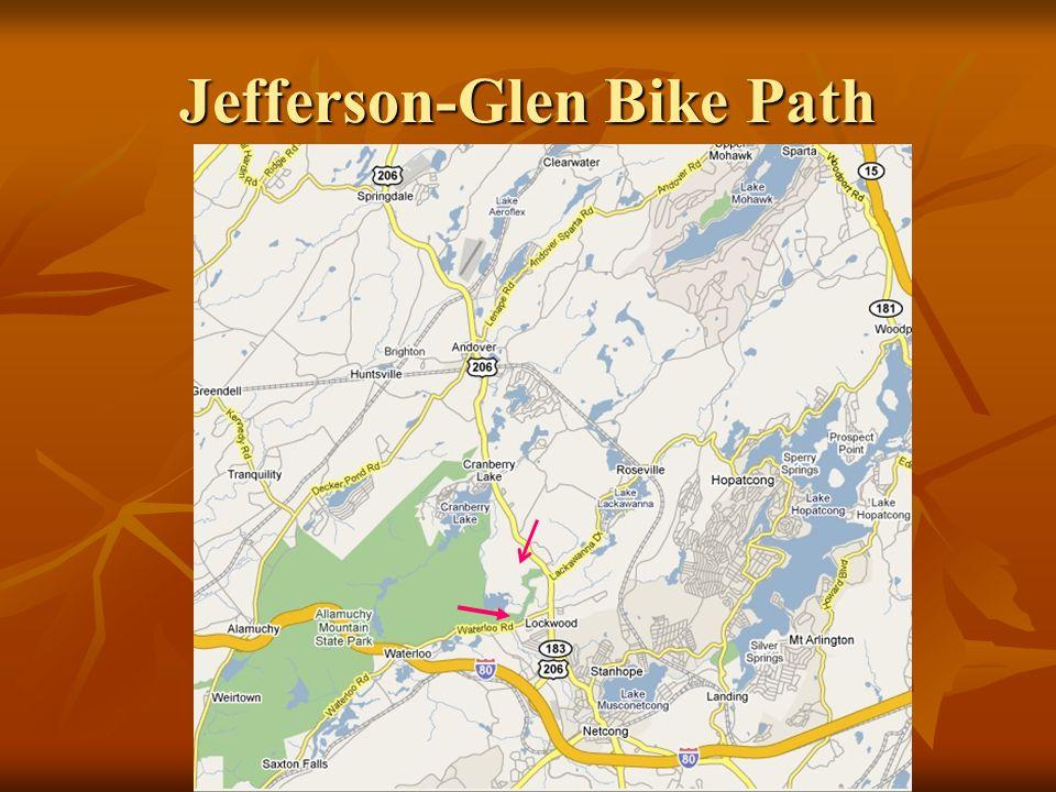 Jefferson-Glen Bike Path