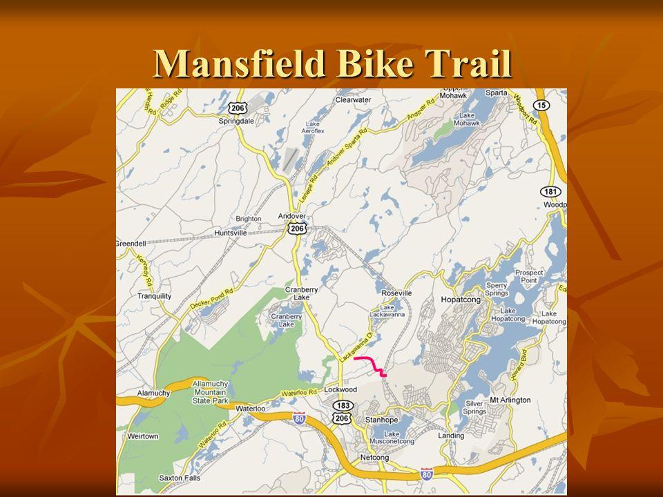 Mansfield Bike Trail
