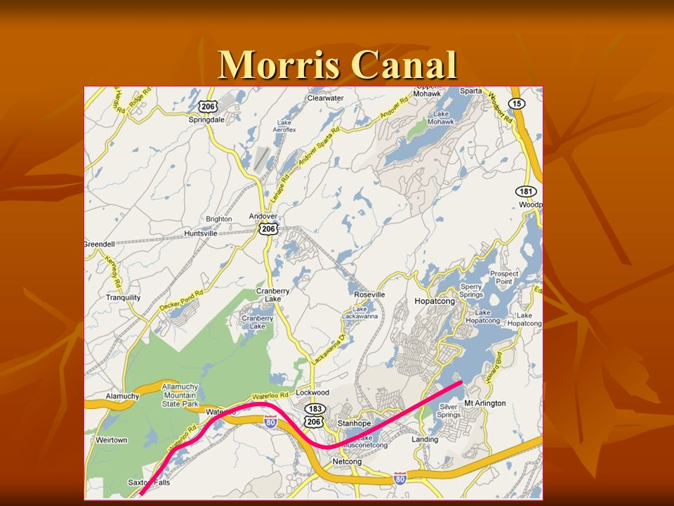 Morris Canal