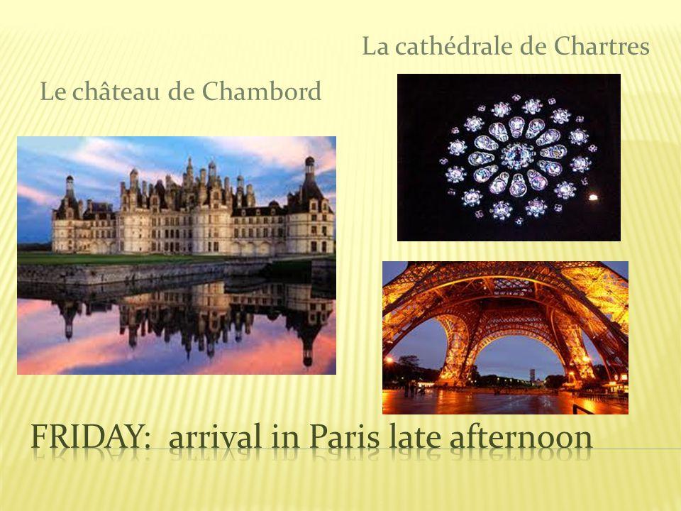 LIle de la Cité: Notre Dame, la Sainte Chapelle, la Conciergerie Le Quartier latin: le Panthéon, la Sorbonne, le Luxembourg