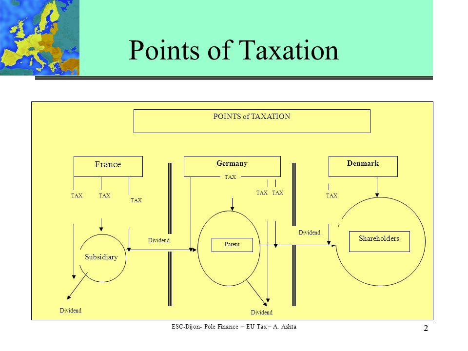 2 ESC-Dijon- Pole Finance – EU Tax – A.