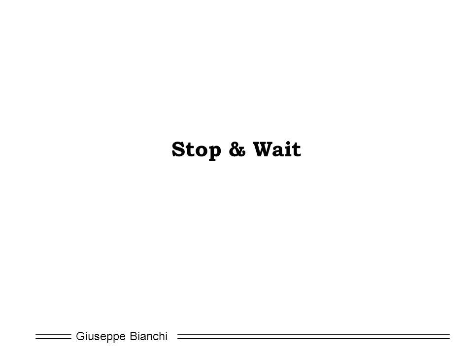 Giuseppe Bianchi Stop & Wait