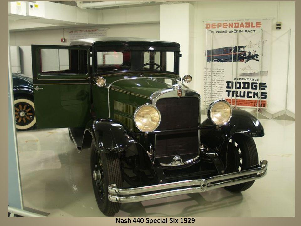 Nash 440 Special Six 1929