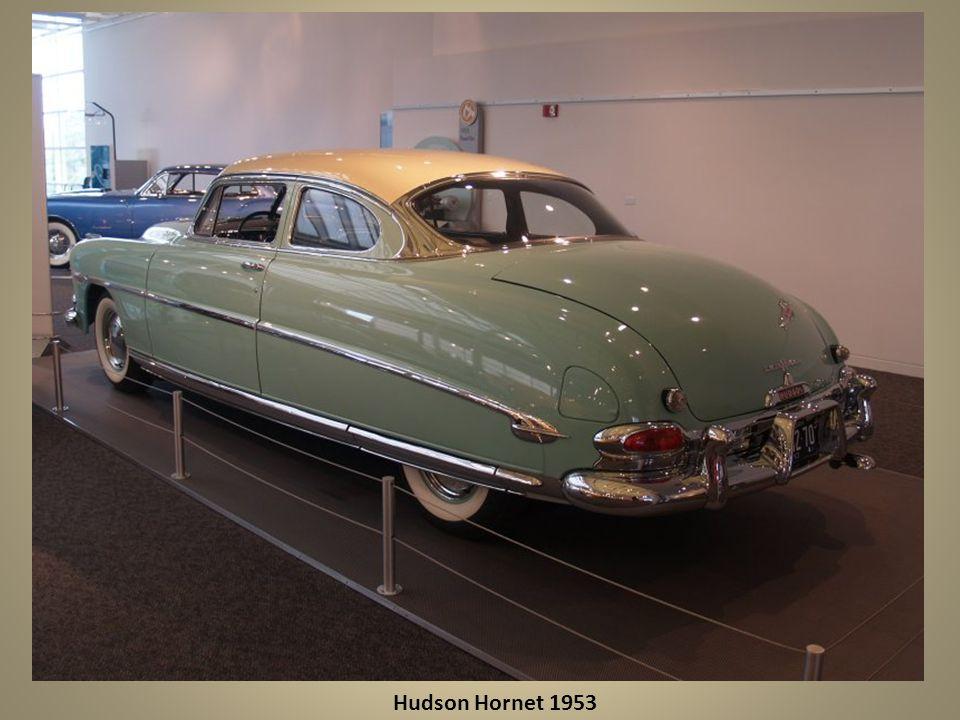 Hudson Hornet 1953