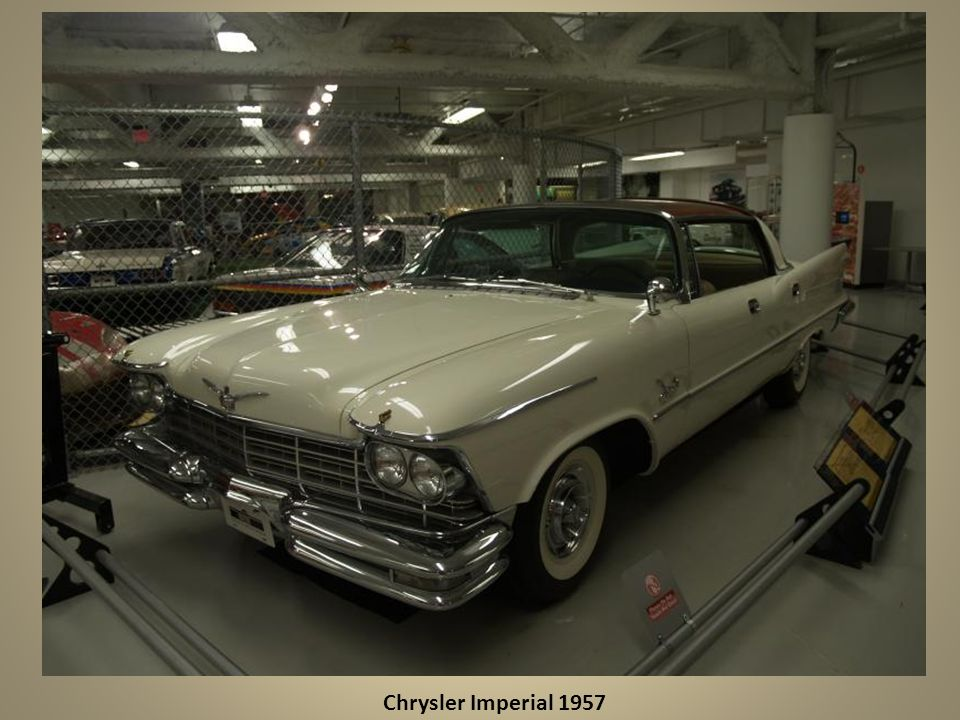 Chrysler Imperial 1957
