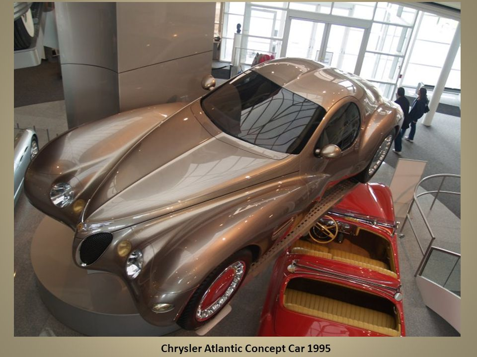 Chrysler Atlantic Concept Car 1995