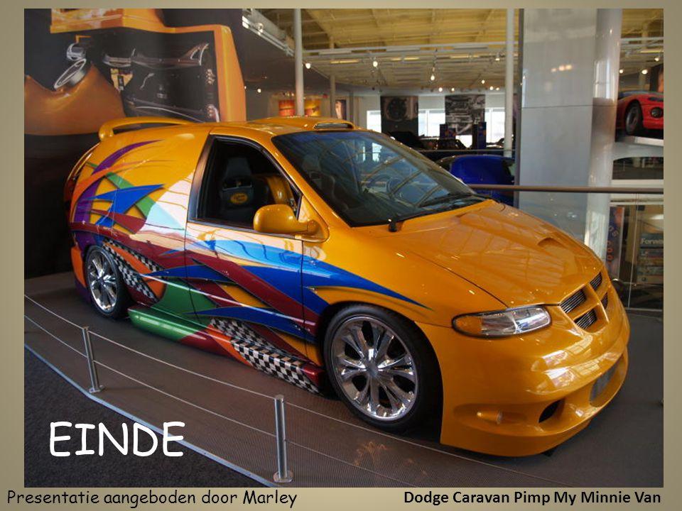 Dodge Caravan Pimp My Minnie Van Presentatie aangeboden door Marley EINDE