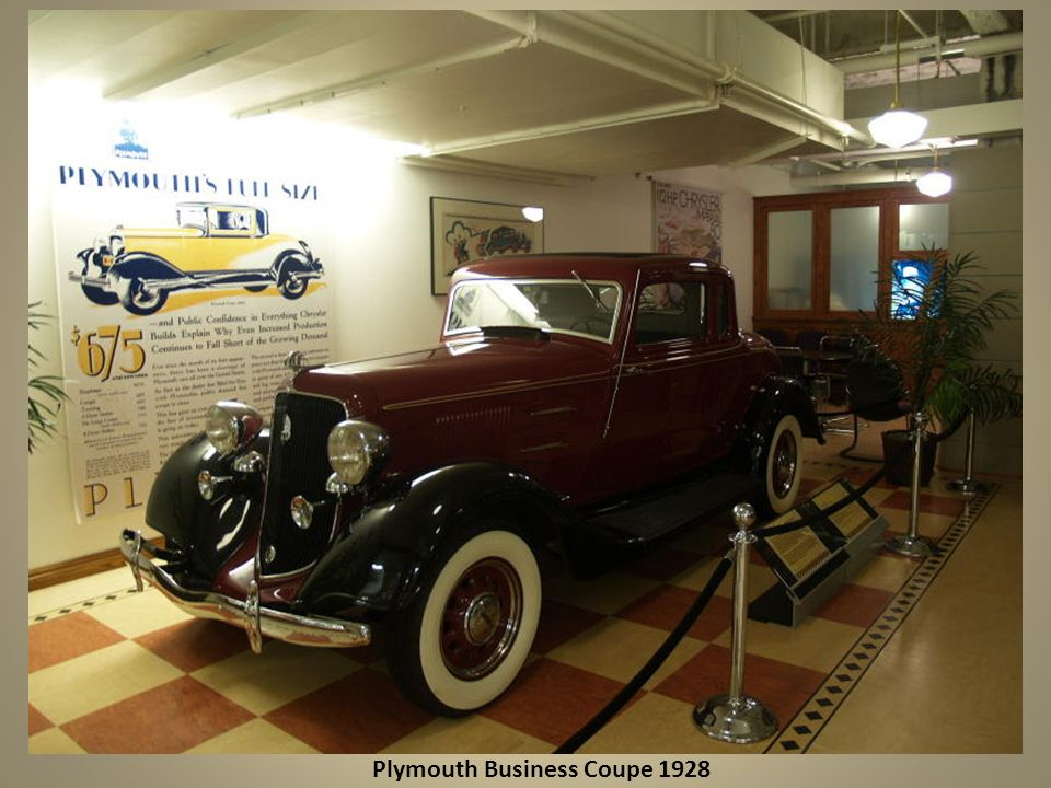 Plymouth Roadster Hot Rod 1934