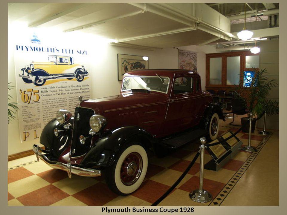 Plymouth Model Q 1928