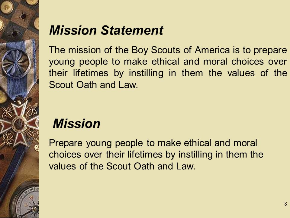 JUNIOR ASSISTANT SCOUTMASTER Duties: Functions as an assistant Scoutmaster.
