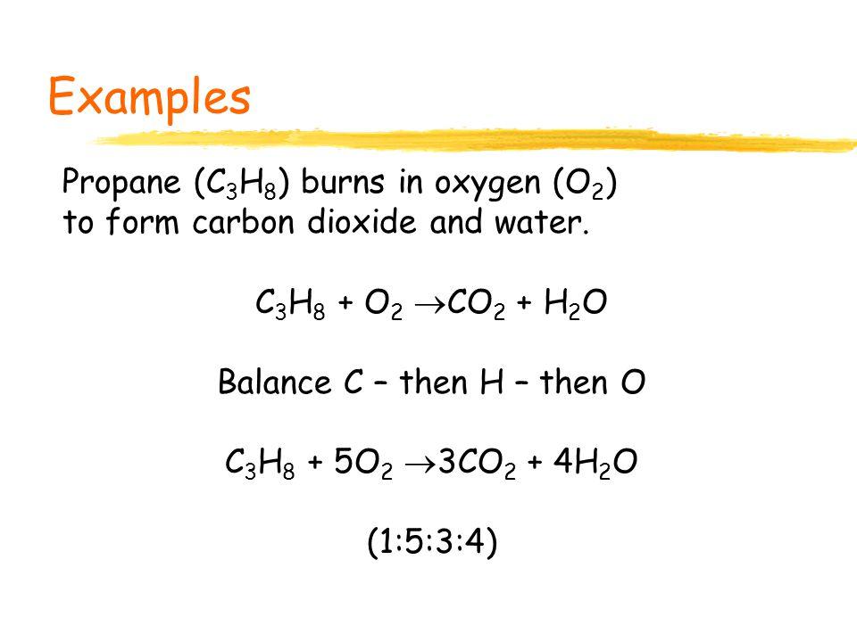 Examples CuCl 2 (aq) + Al(s) Cu(s) +AlCl 3 (aq) 3CuCl 2 (aq) + 2Al(s) 3Cu(s) +2AlCl 3 (aq) (3:2:3:2)