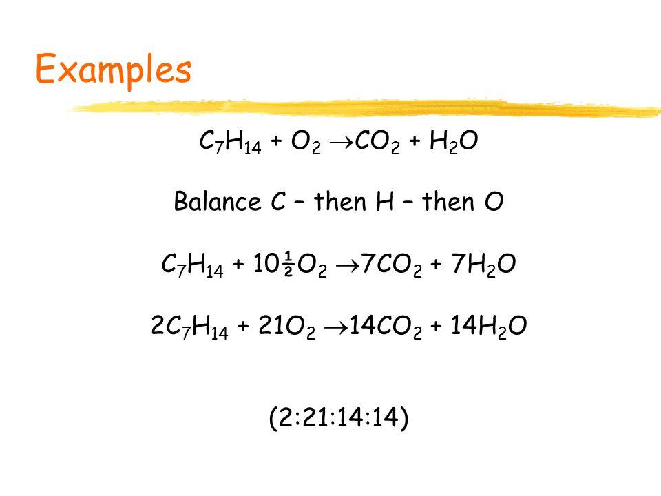 Examples Phosphorus reacts with oxygen gas to produce diphosphorus pentoxide. P + O 2 P 2 O 5 4P + 5O 2 2P 2 O 5 (4:5:2)