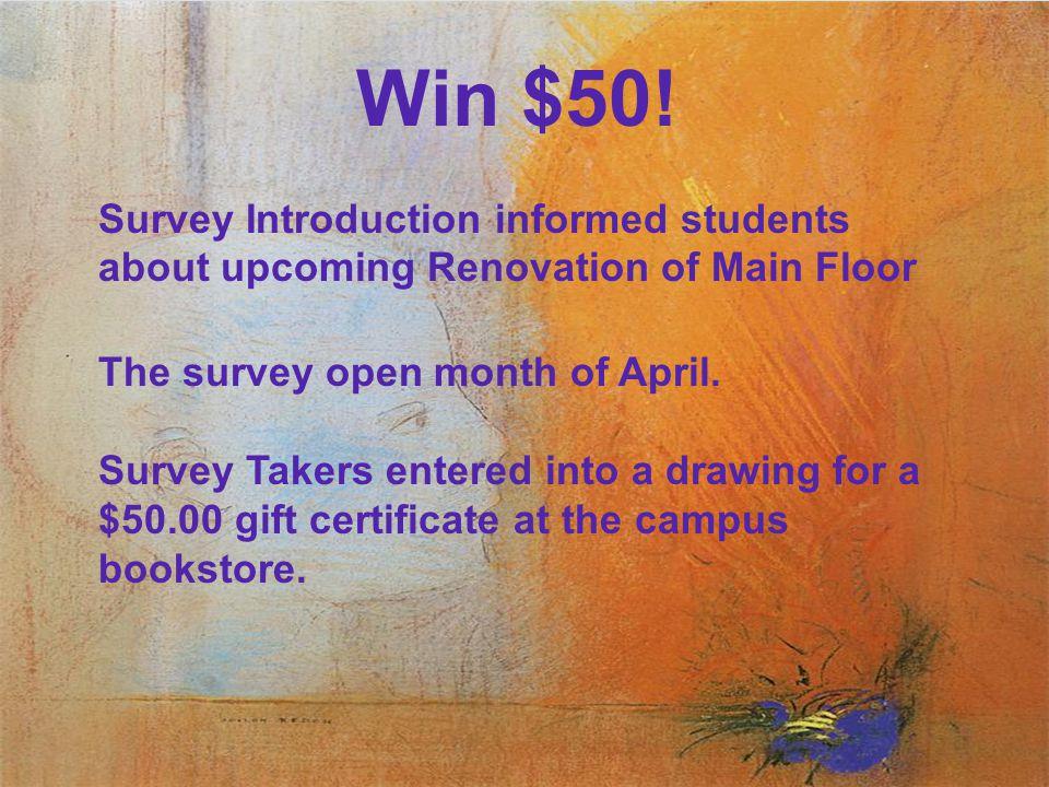 Win $50.