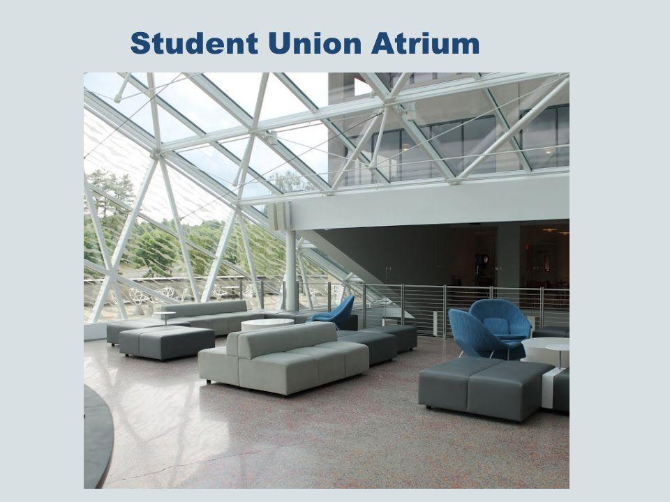 Student Union Atrium
