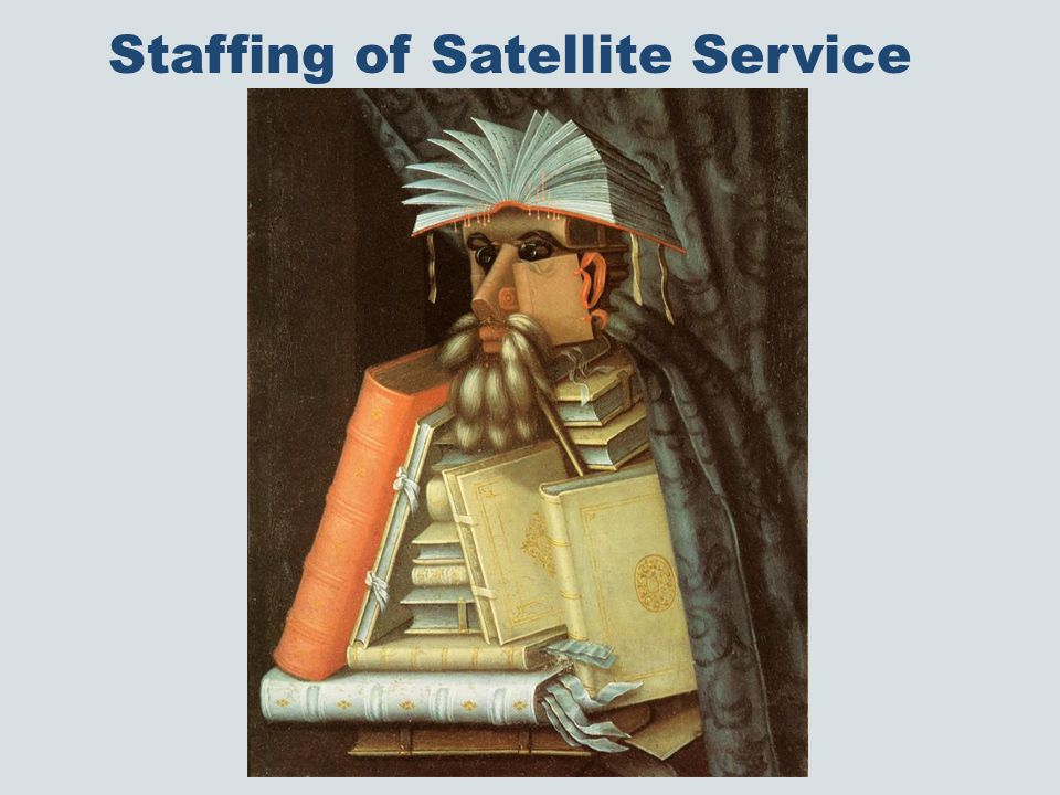 Staffing of Satellite Service