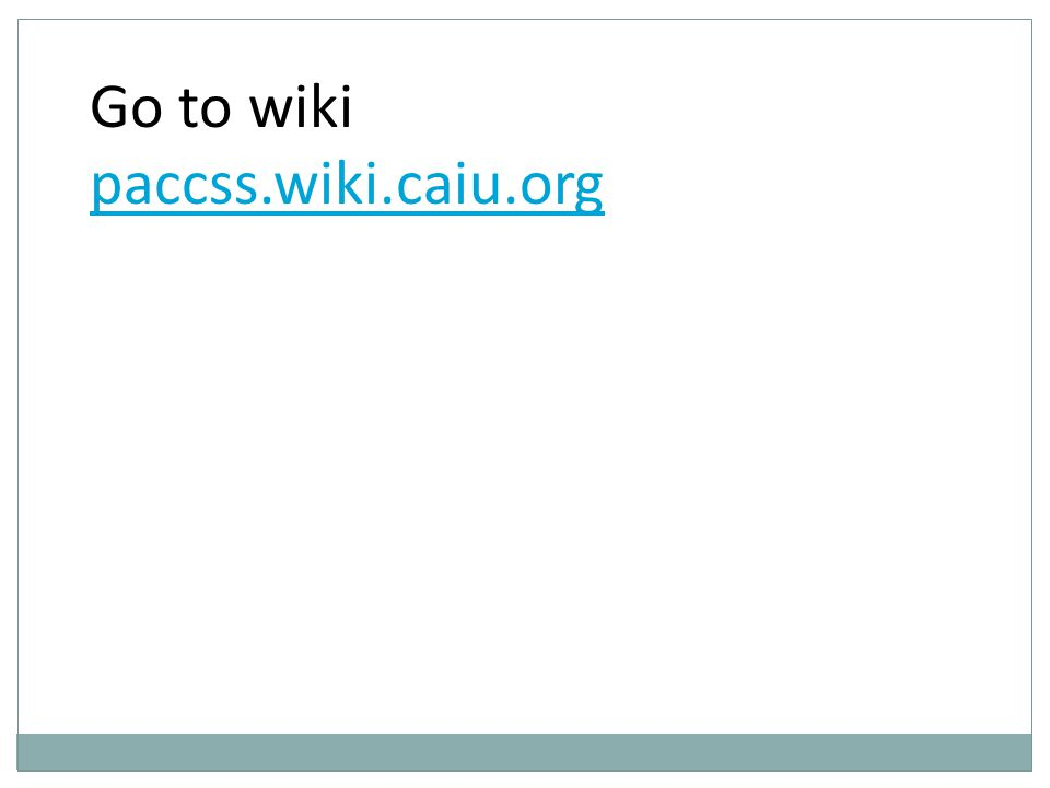 Go to wiki paccss.wiki.caiu.org