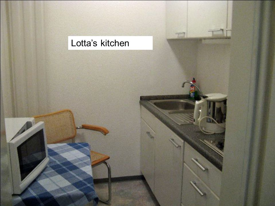 Lottas kitchen