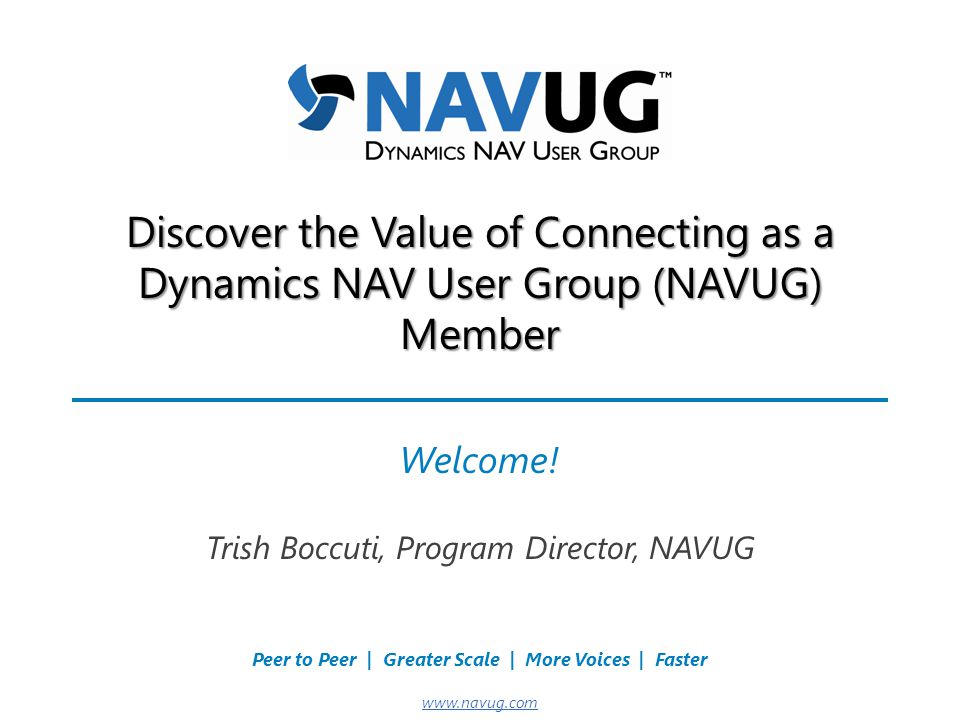 Where USERS Make the Difference.Value Owning Dynamics is better when you are part of a community.