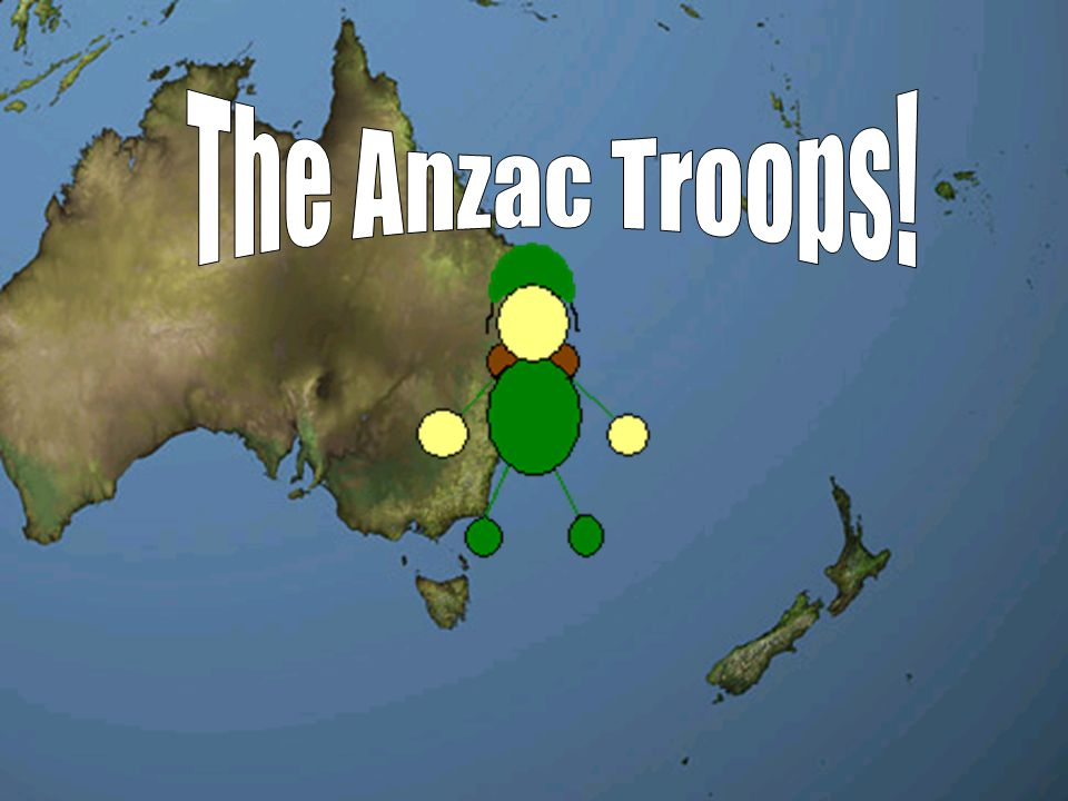 The Bumbling Aussie Fools & The Good Ol Kiwi Chaps United Across The Ditch To Form A Single Fighting Force…