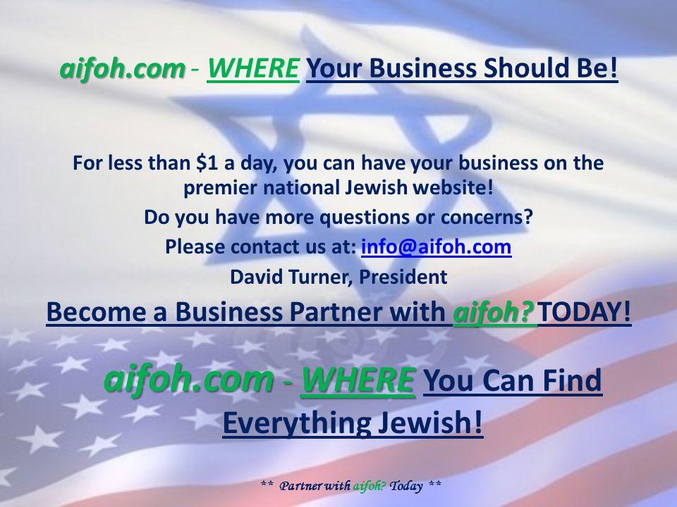 aifoh.com aifoh.com - WHERE Your Business Should Be.
