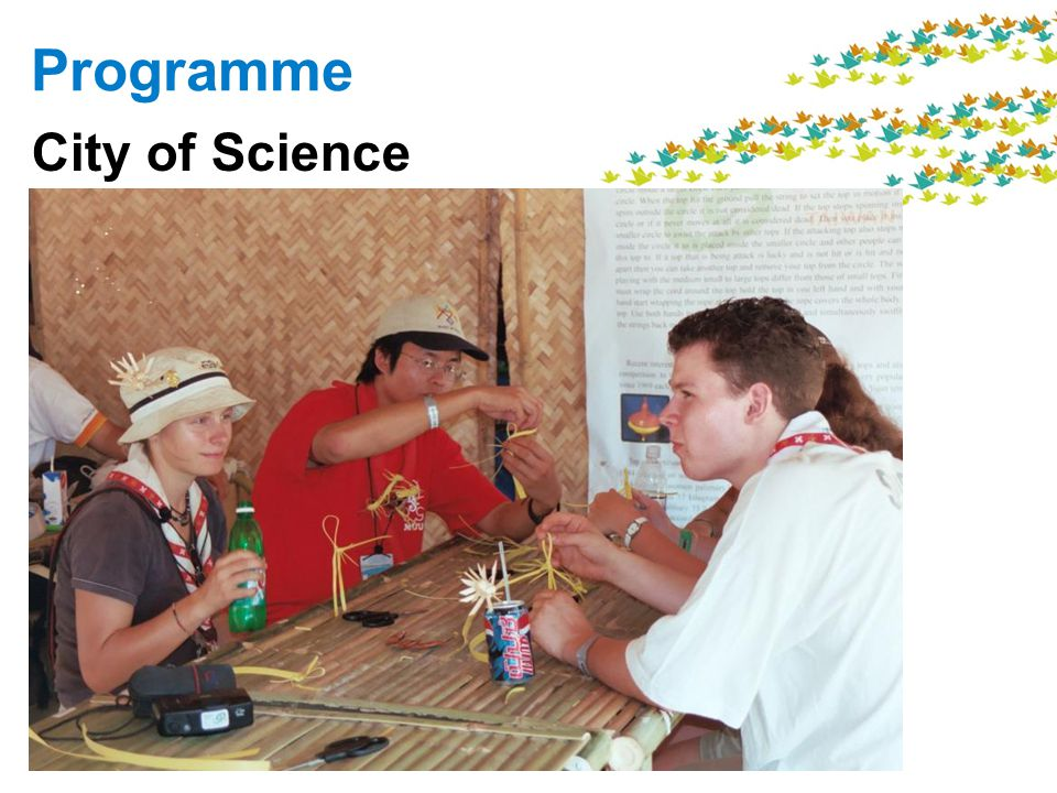 Programme City of Science