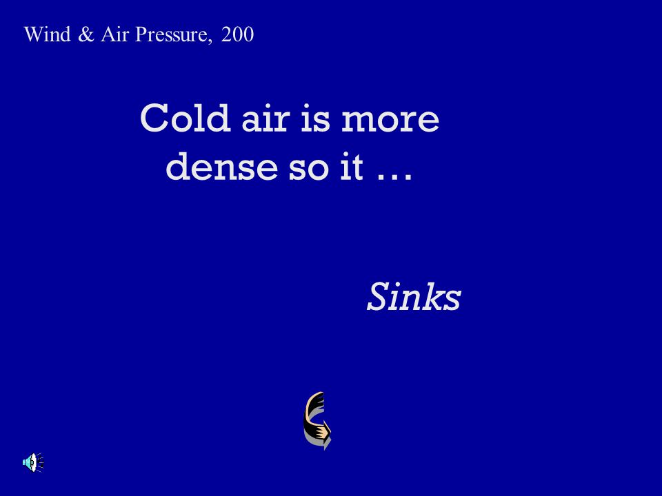 What causes wind? Wind & Air Pressure, 100 Uneven heating of the Earth Whats the difference between weather and climate?? You cant weather a tree, but