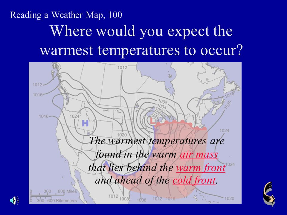 What direction does a stationary front usually move? Fronts, 600 A stationary front is stationary– it doesnt move.
