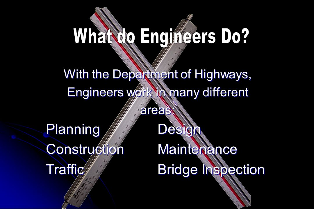Community Involvement is also important in engineering…