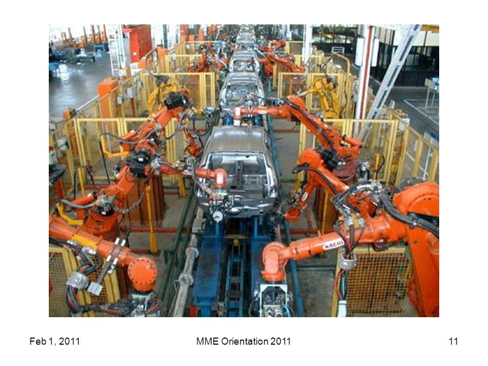 Feb 1, 2011MME Orientation 201111