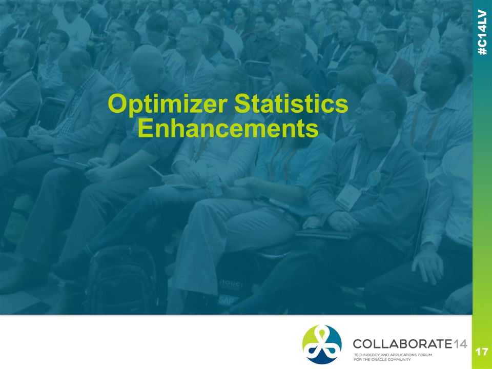 Optimizer Statistics Enhancements