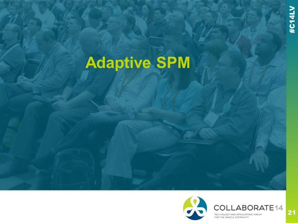 Adaptive SPM