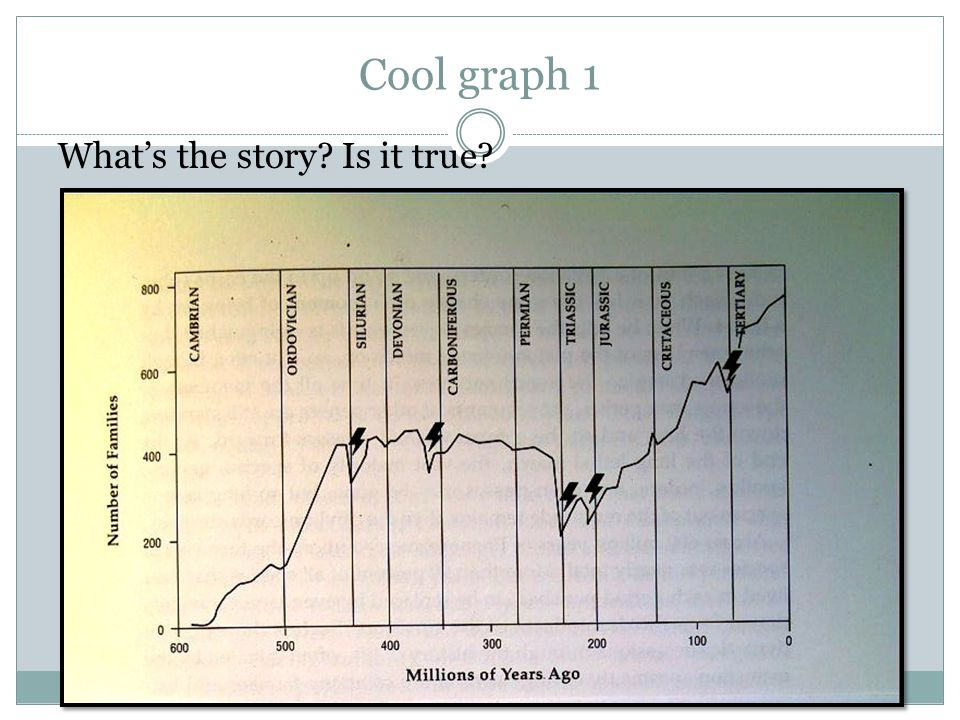 Cool graph 1 Whats the story? Is it true?